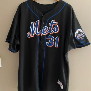 Authentic vintage Mike Piazza Mets Jersey